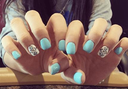 Nail Art Hannah Nails