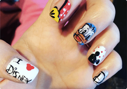 Nail art hannah nails share your design with us or let us help you come up with a unique style for you add flair to your nails with our airbrush and nail art design prinsesfo Gallery